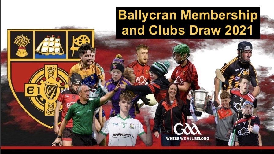 Membership renewal comes around again with Clubs Draw offer