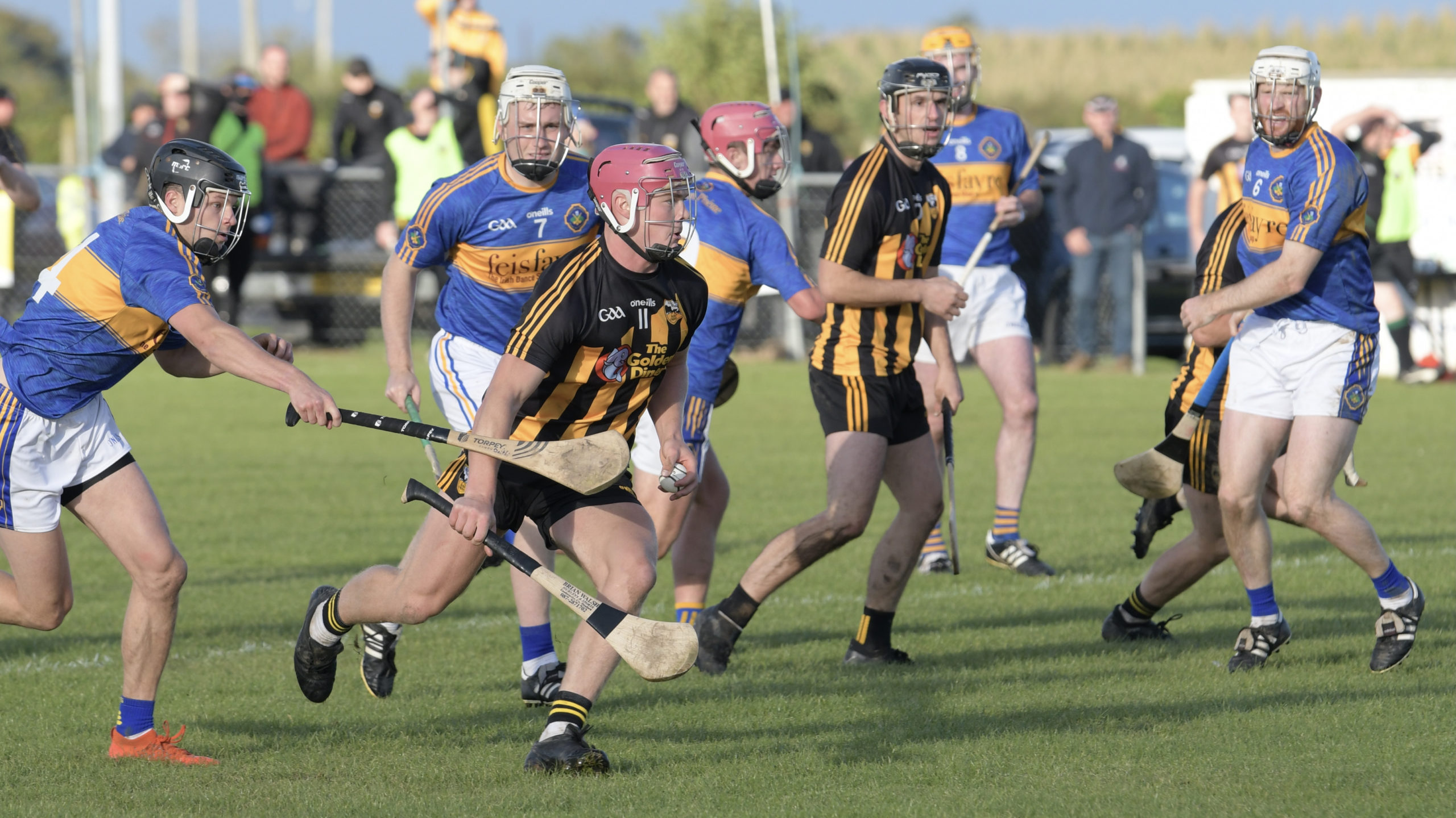 Down GAA SHC round 4 sees Ballycran take the win out of the wind