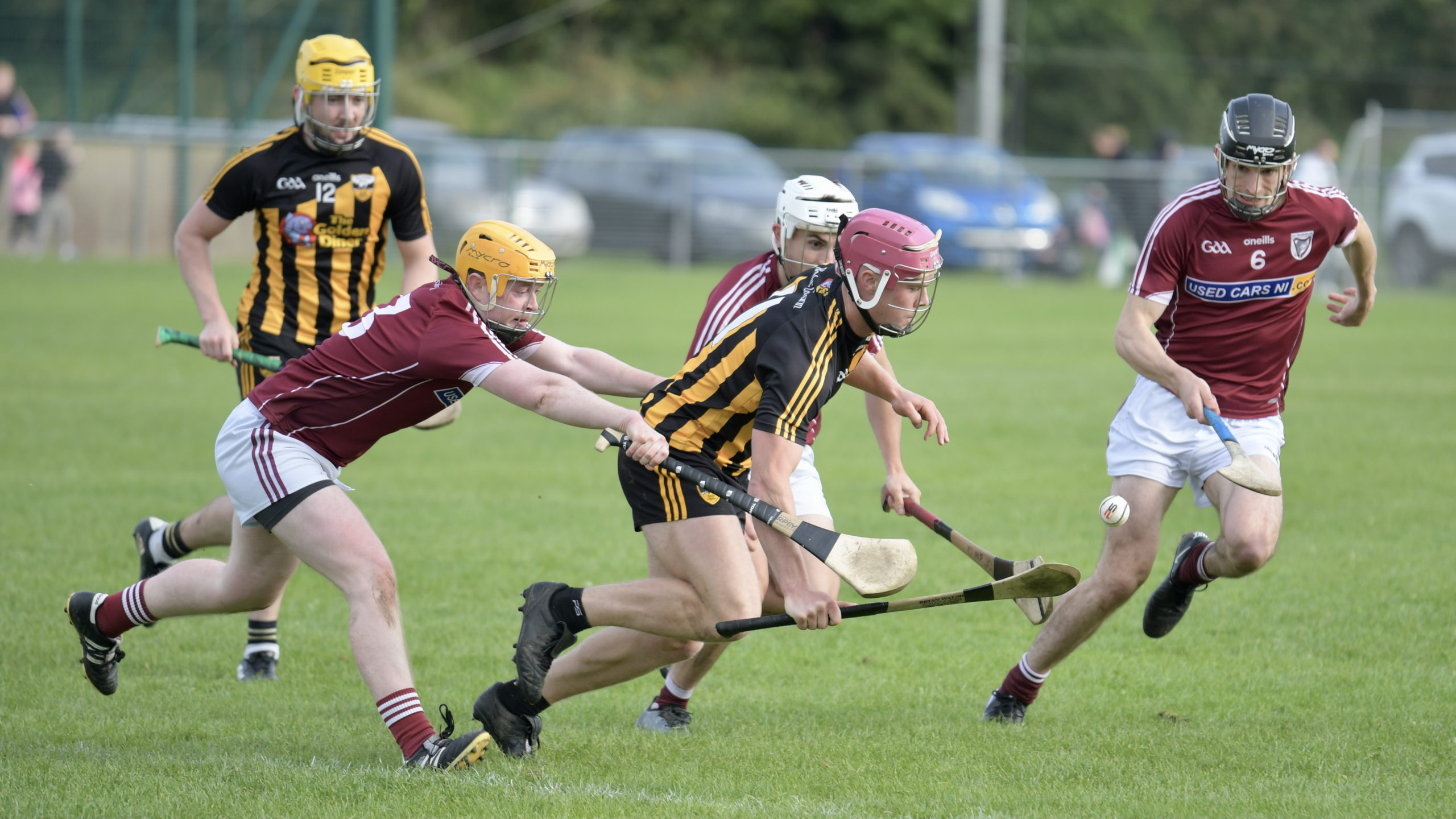 Ballycran move up the grid after their win against Bredagh